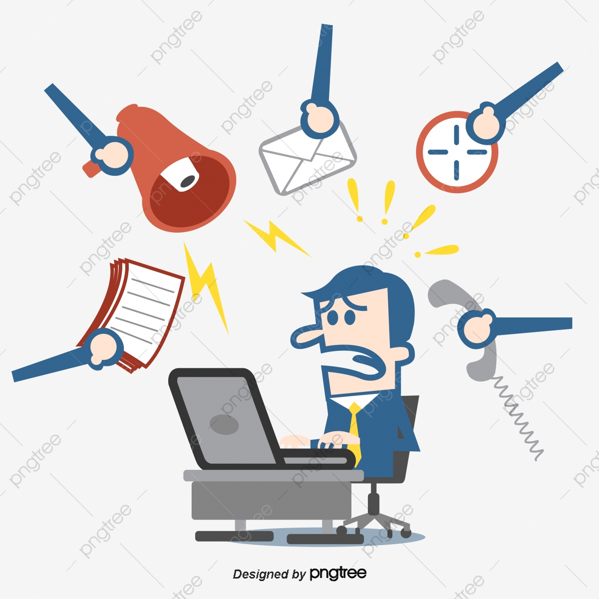 Free PNG Confused Person Clip Art Download - PinClipart