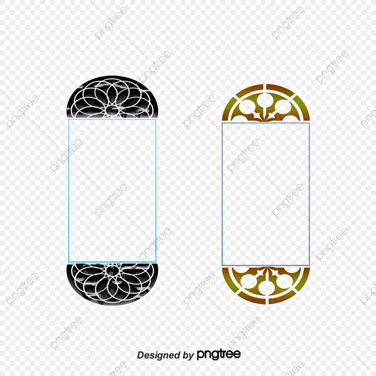 vecteur de motif islamique bordure halal islamique png et vecteur pour t u00e9l u00e9chargement gratuit