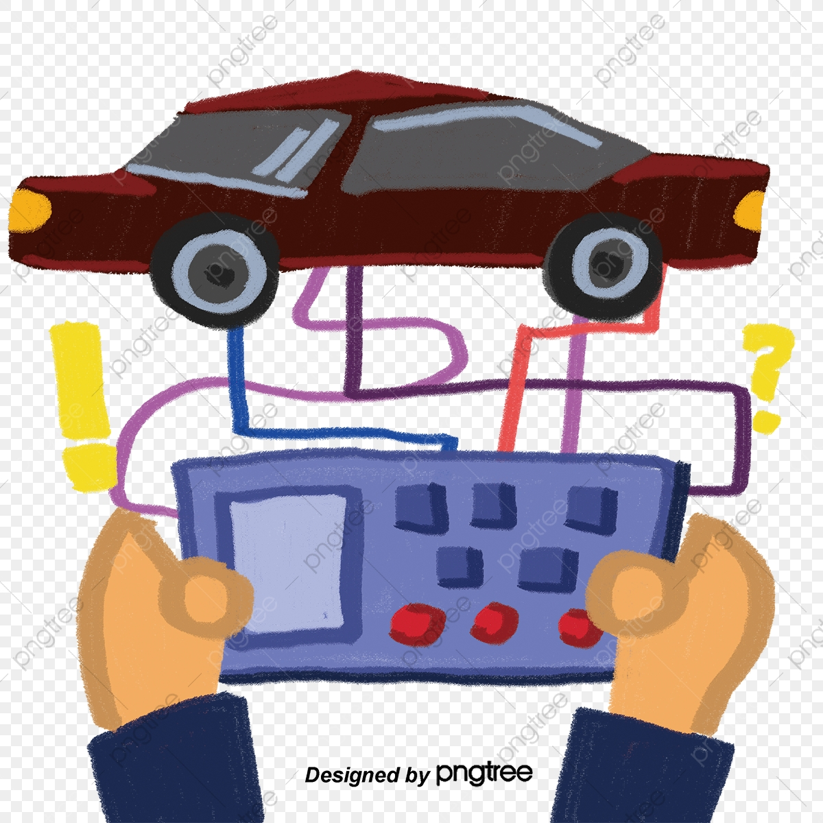Vehicle Quality Inspection, Vector Png, Inspect, Electronic