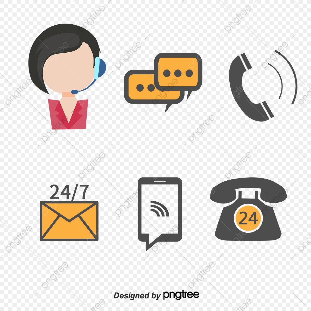 call center png vector psd and clipart with transparent background for free download pngtree https pngtree com freepng yellow call center 3493363 html