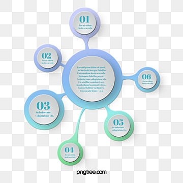 Gradual Circular Information Graph, Information Map, Geometric, Business Affairs PNG and Vector
