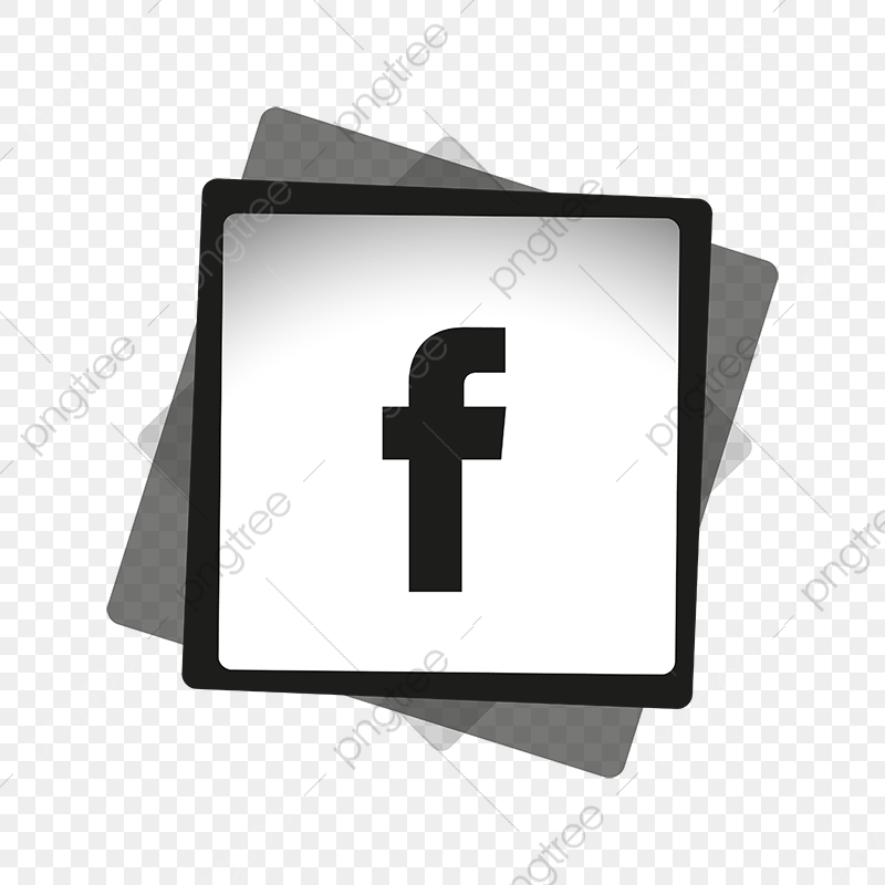 Icon white and facebook free black How to