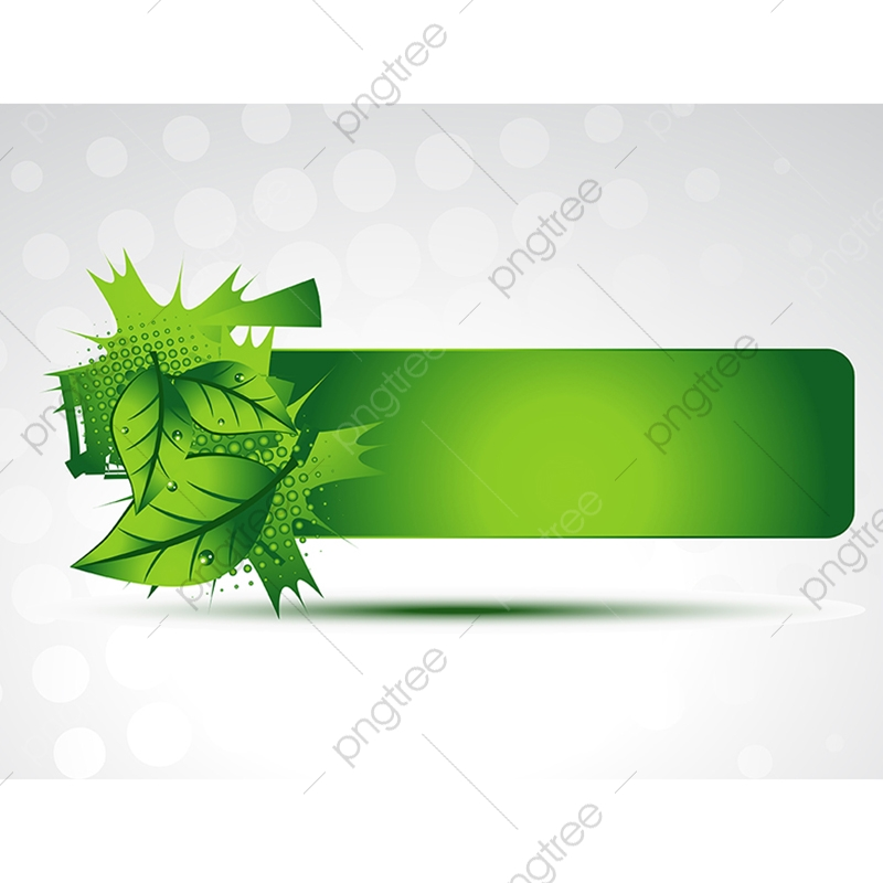Green Leaves Background Abstract Artistic Background Png