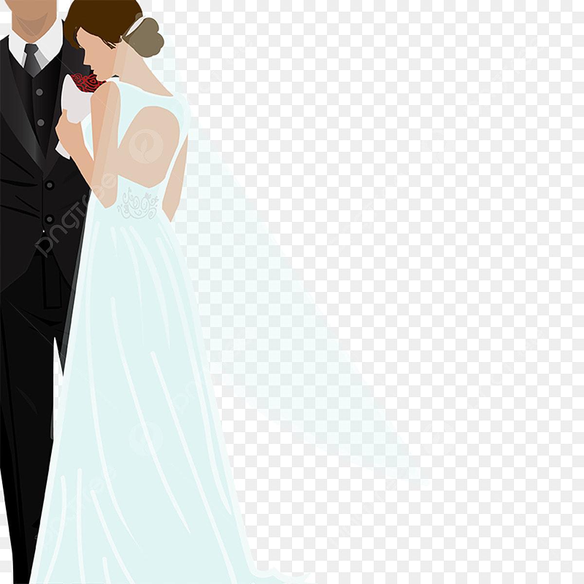 العريس و العروس عريس عروس عرس Png والمتجهات للتحميل مجانا
