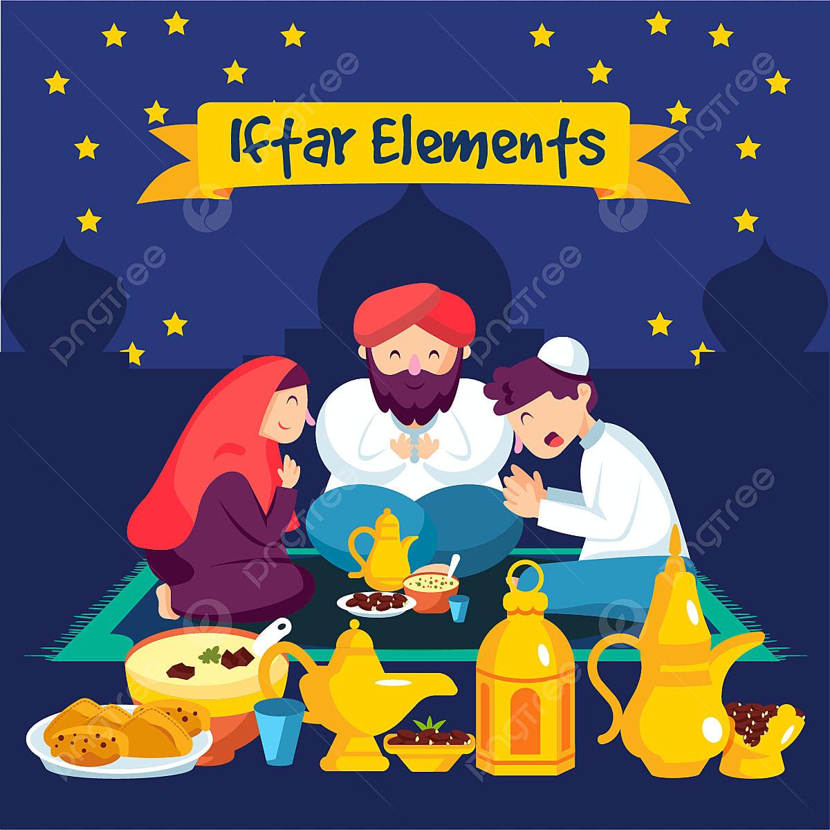 Holy Month Of Muslim Community Ramadan Kareem Celebration