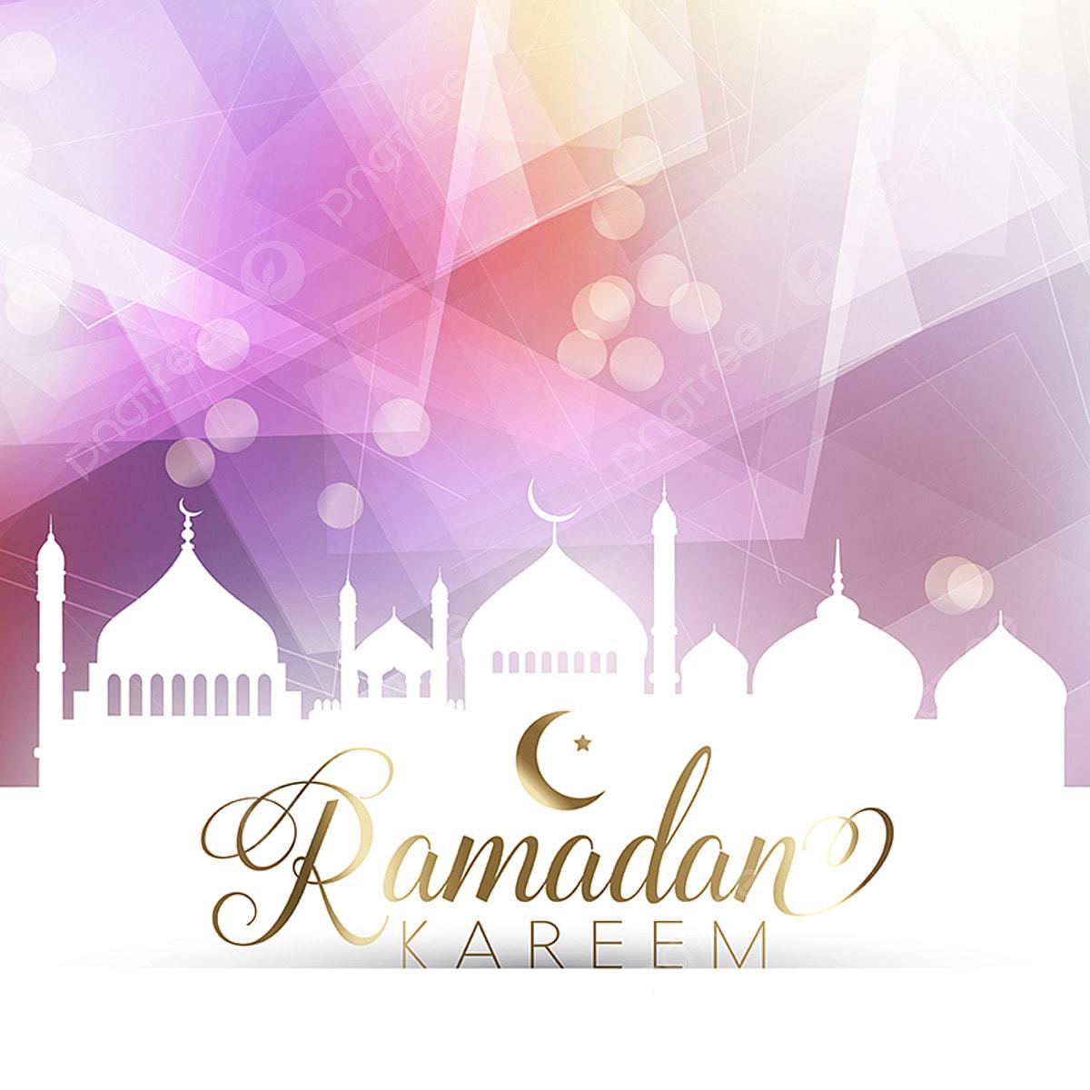 Low Poly Ramadan Poster 1205 Background Wallpaper