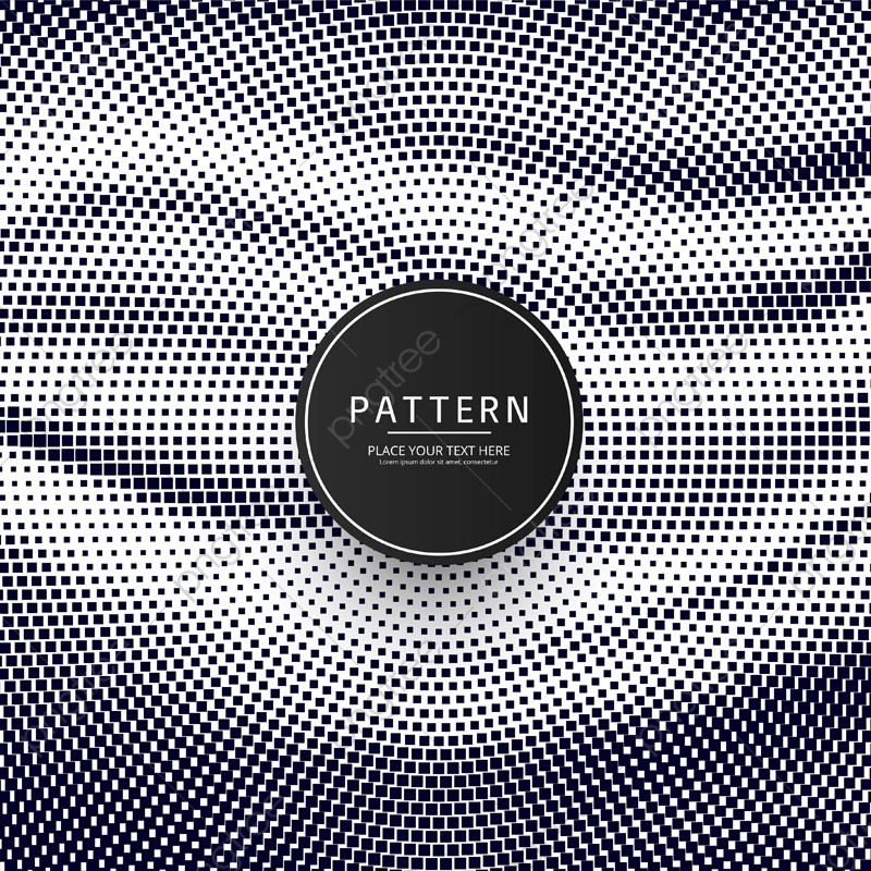 Modern Halftone Dots Pattern Design, Abstract, Background, Backdrop