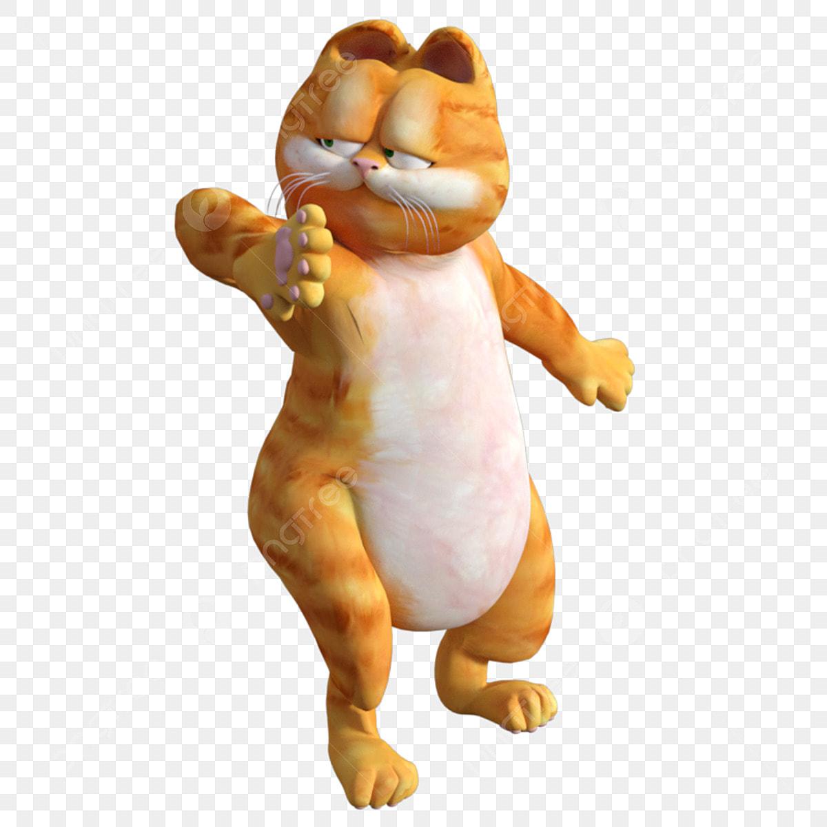 オレンジ色の怠惰な猫 猫は 動物 幸せなかわいい子猫画像と