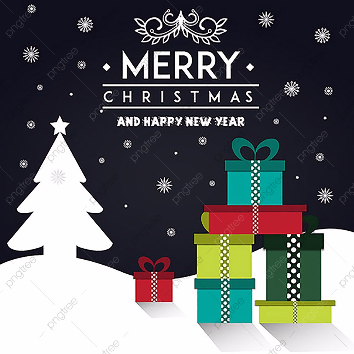 Simple Vector Christmas Backgrounds Christmas Vector