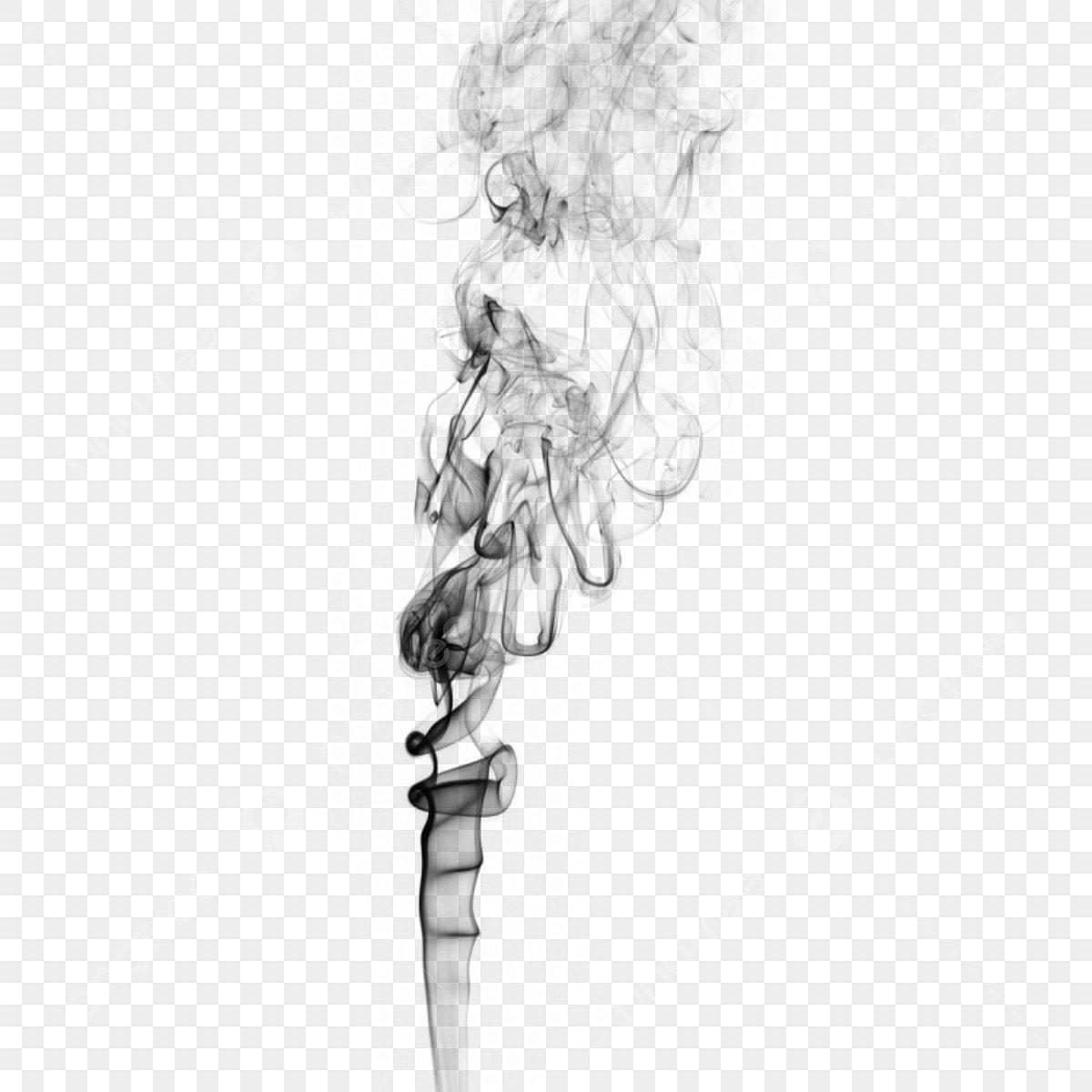 conception artistique fum u00e9e illustration vectorielle fumer