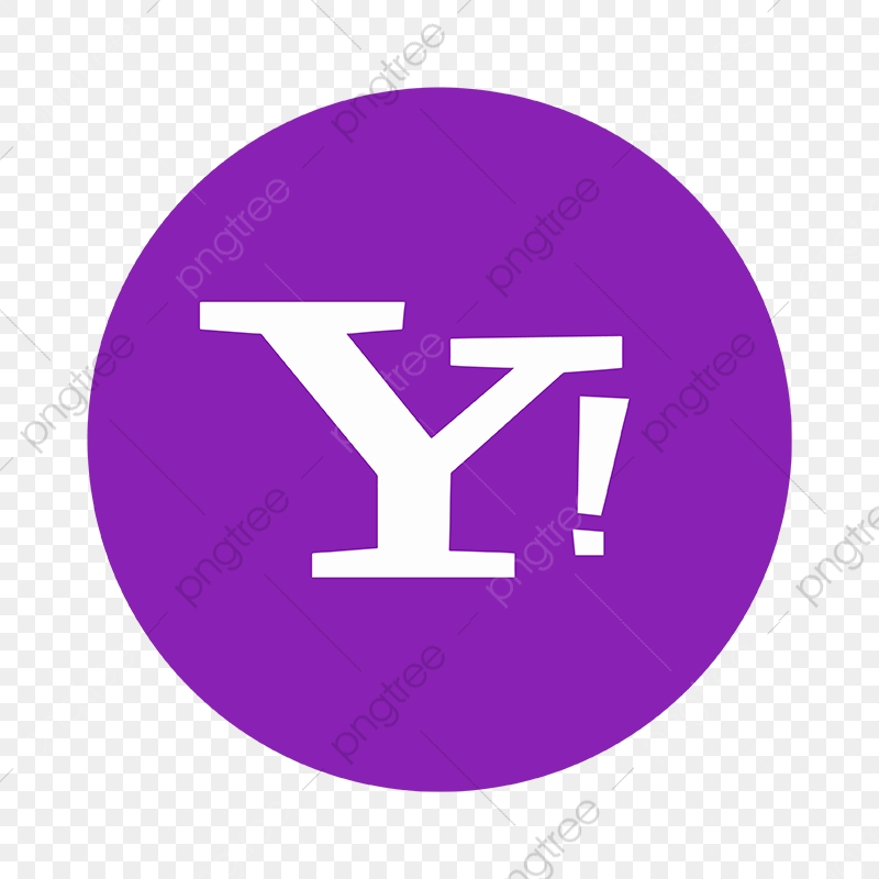 Yahoo Purple Icon Yahoo Icons Purple Icons Yahoo Logo Png And Vector With Transparent Background For Free Download