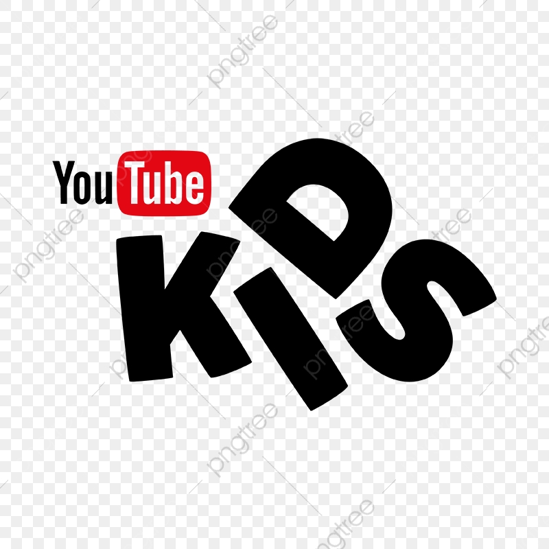 Youtube Kids Icon, Youtube Kids Logo, Youtube PNG and Vector