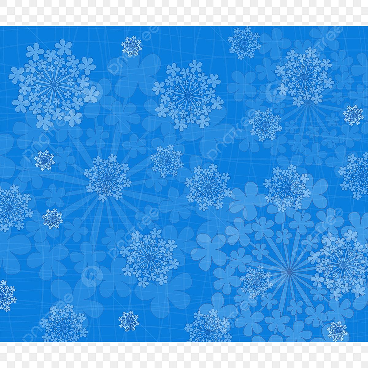 美しい青い花の壁紙要素 壁紙 ブルー 美しい花画像素材の無料