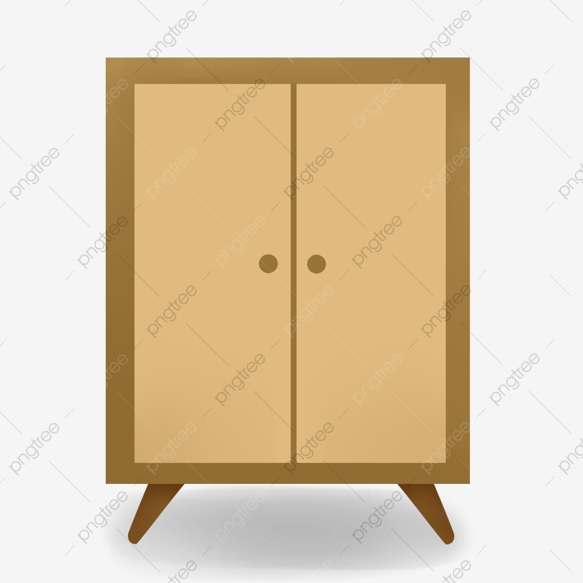Cartoon Hand Drawn Wardrobe Cabinet Locker Hand Drawn Cartoon Locker Cabinet Png Transparent Clipart Image And Psd File For Free Download