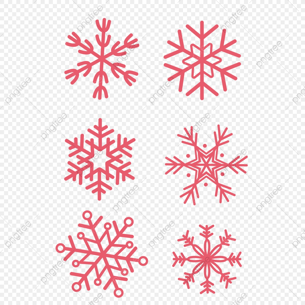 Dessin Anime Simple Peint A La Main Flocon De Neige Vecteur Materiel Decoratif Conception Collection D 039 Elements Flocon De Neige Cartoon Minimalisme Png Et Vecteur Pour Telechargement Gratuit