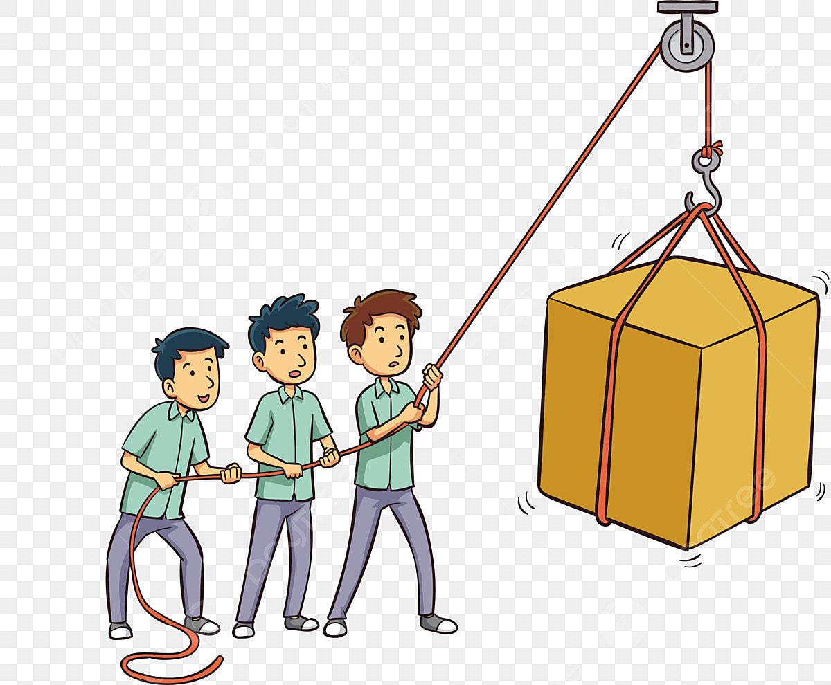 8a4d891c3 Caixa de pesca de polia unida dos desenhos animados Inteligente Unidade  Cooperação empresarial Grátis PNG e Vetor
