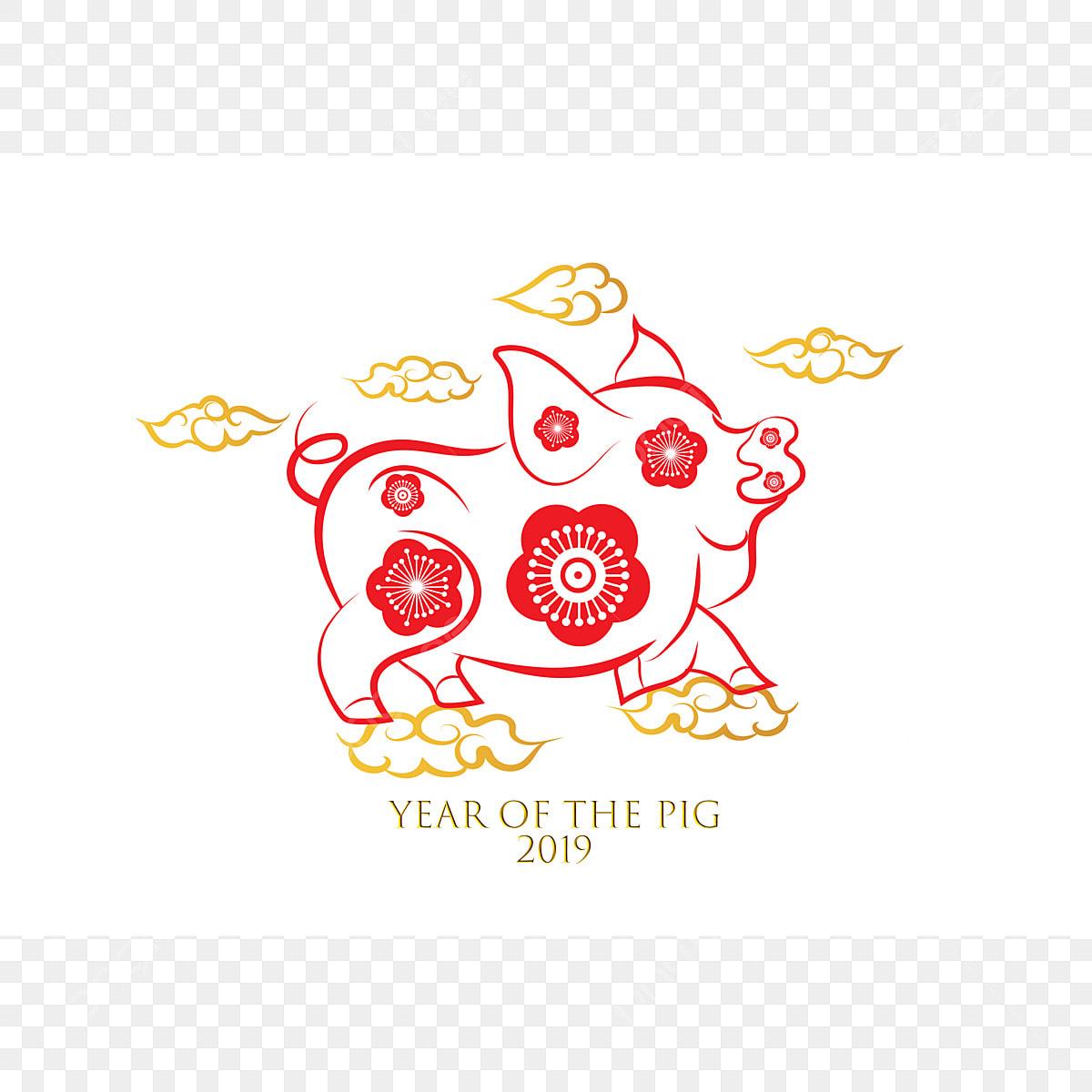 Anno Calendario Cinese.Il Capodanno Cinese Di Biglietti D Auguri 2019 Anno Di