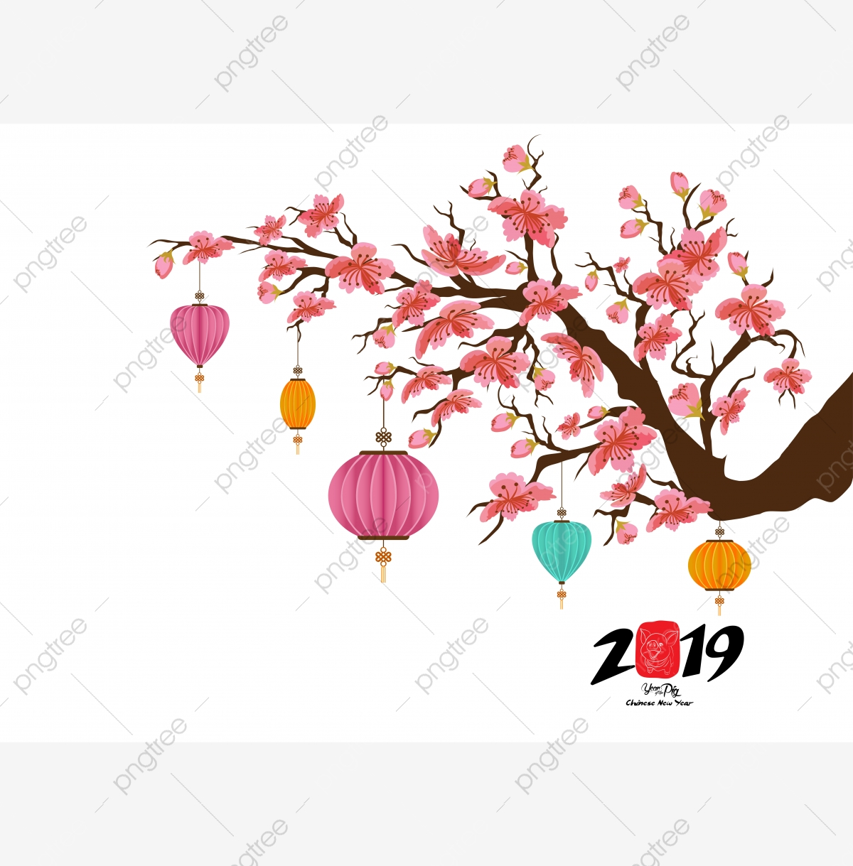 Sakura Branch Png Images Vector And Psd Files Free Download On Pngtree