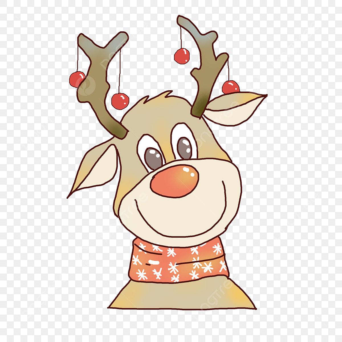 De Noël Dessin Animé Dessiné à La Main Simple Warm De Noël