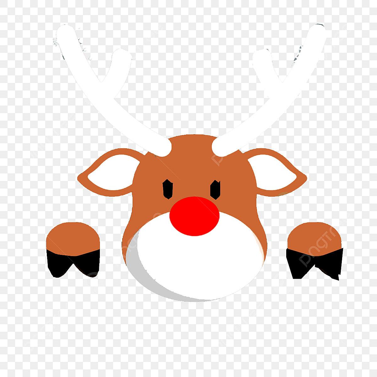 Christmas Reindeer Png.Christmas Reindeer Png Material Free Download 2018