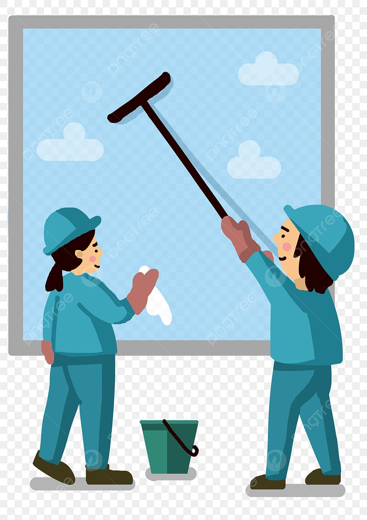 830 Gambar Kartun Rumah Yang Bersih Gratis Terbaik
