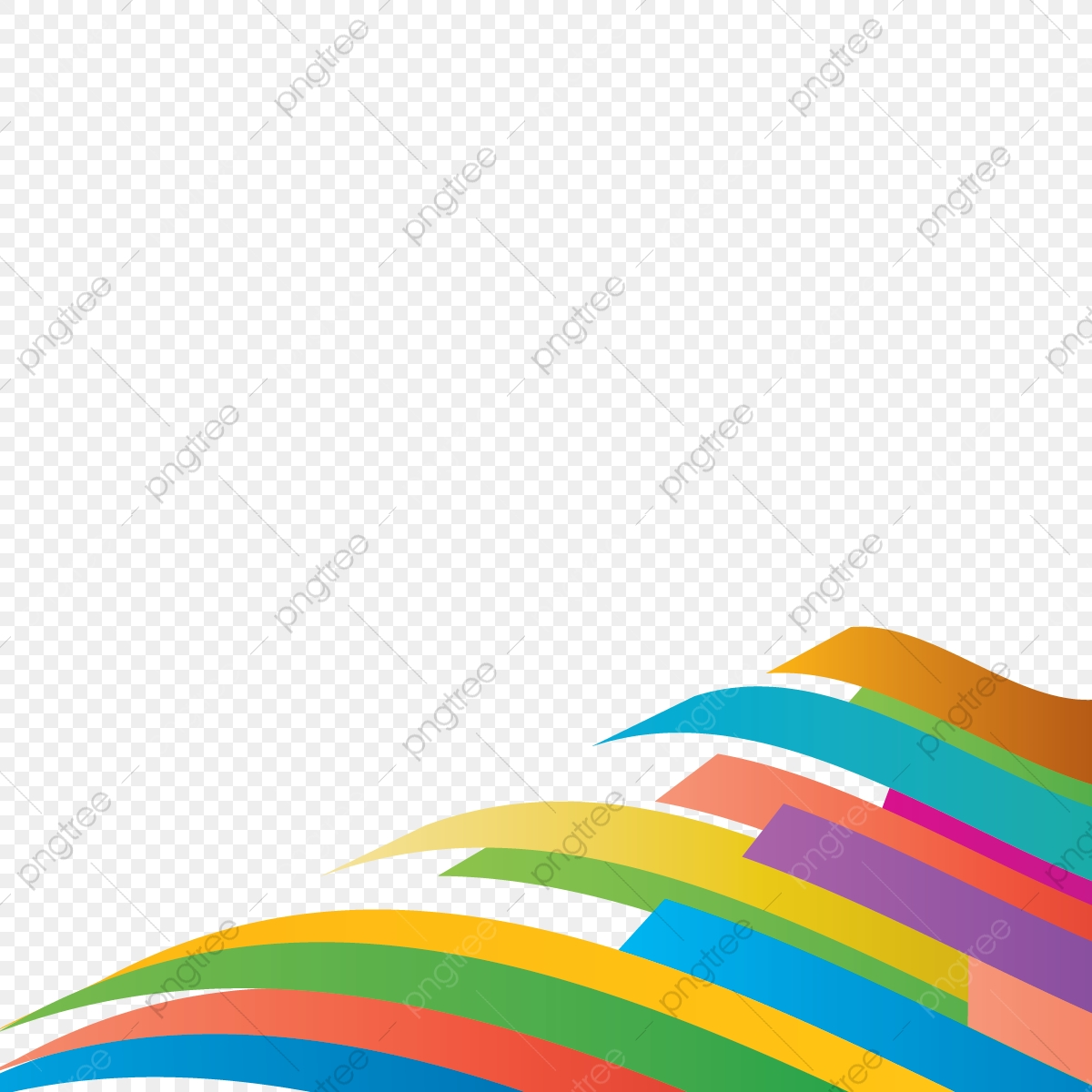 Colorful Abstract Background Vector Abstract Abstraction