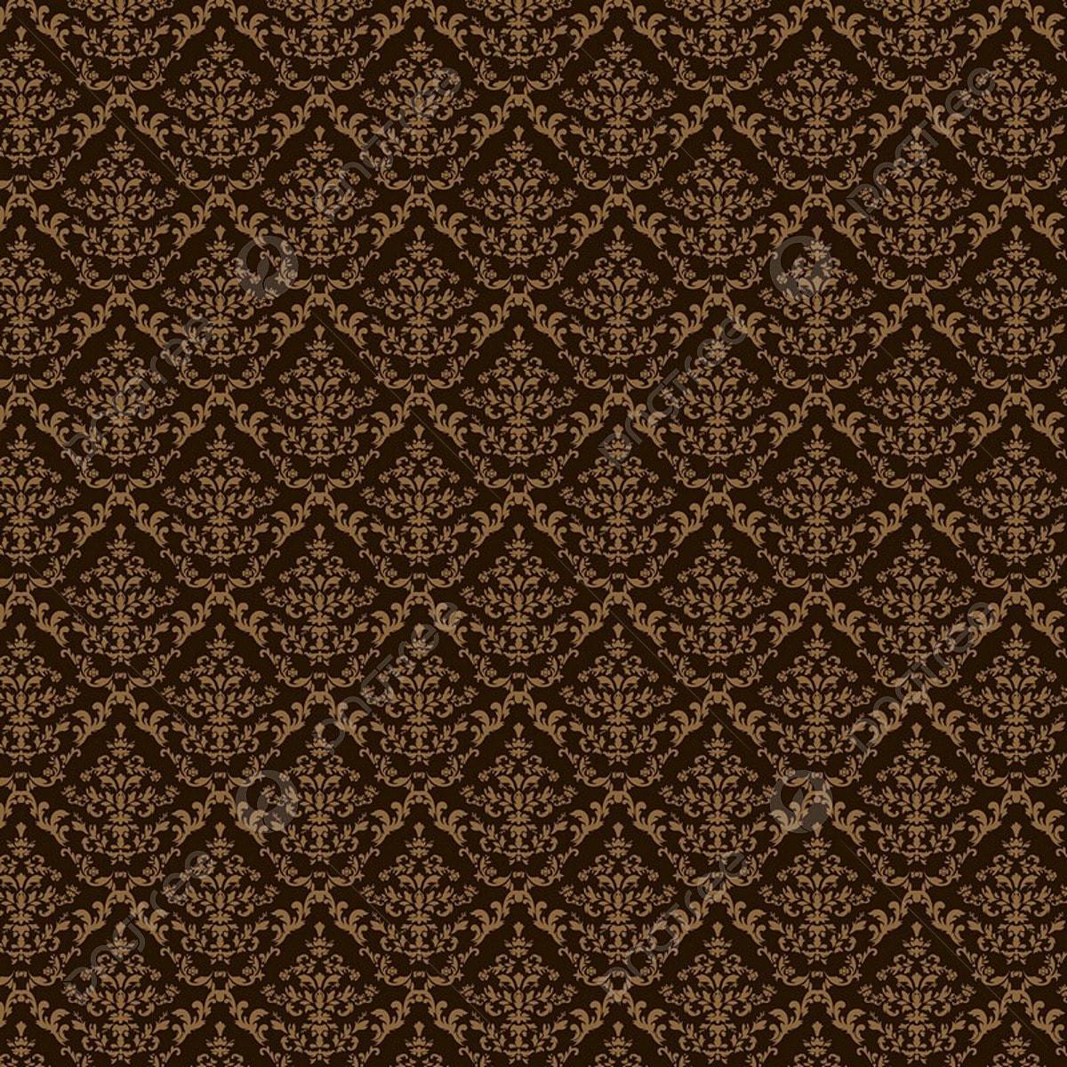 Damask Pattern Background Para Fondos De Pantalla De Diseño
