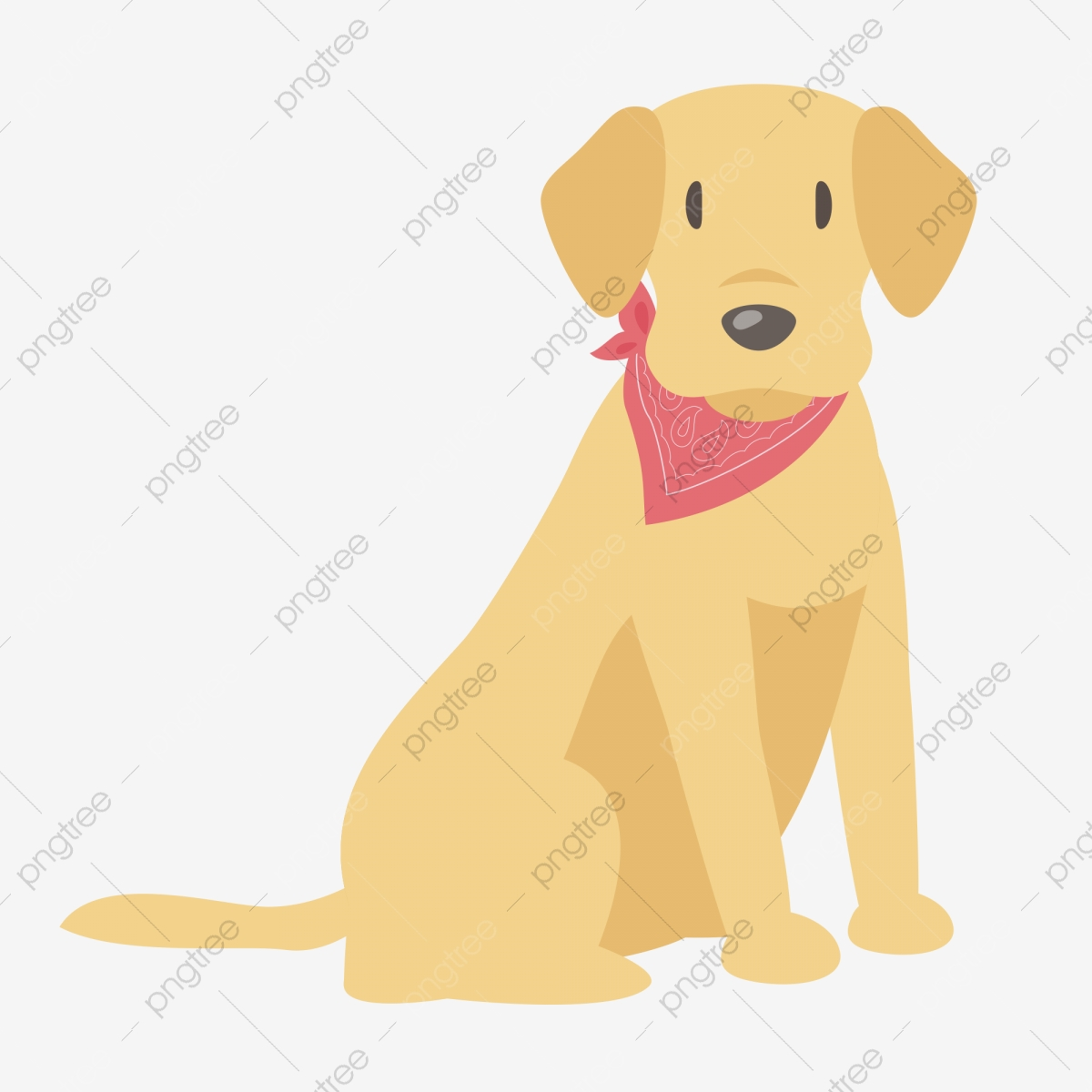 Dog Cartoon Dog Year Of The Dog 2018 Pet Loyalty Lovely Png And Vector With Transparent Background For Free Download