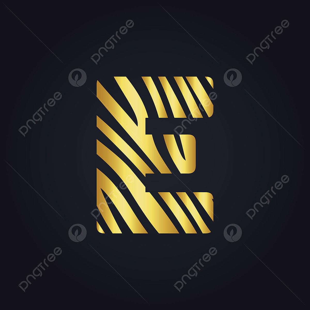 Cool Letter I Logo.E Letter Logo Vector Design Initial Letter E Logo Design