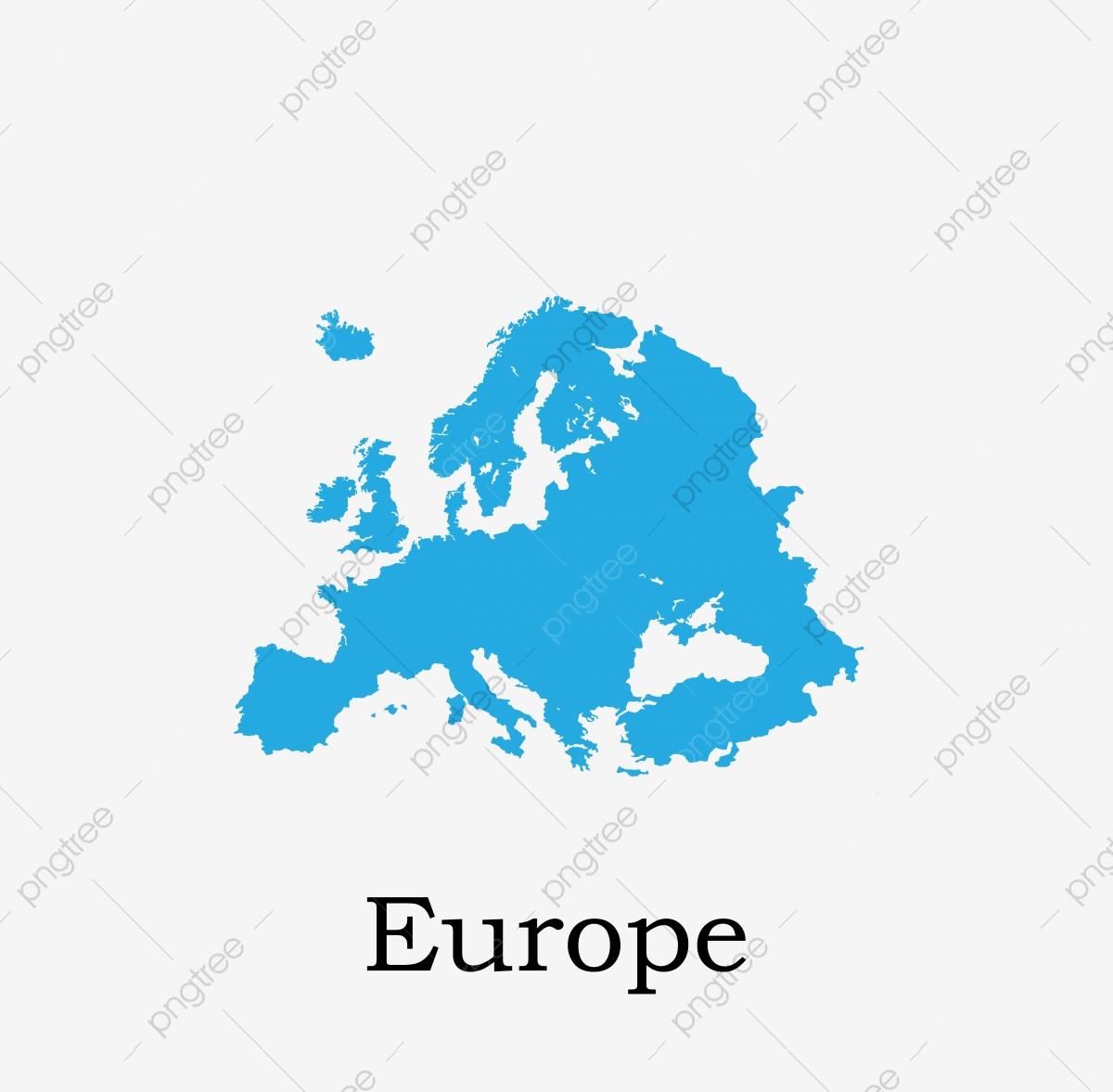 Mapa De Europa Png.Mapa De Europa Continente Europa Ubicacion Png Y Vector
