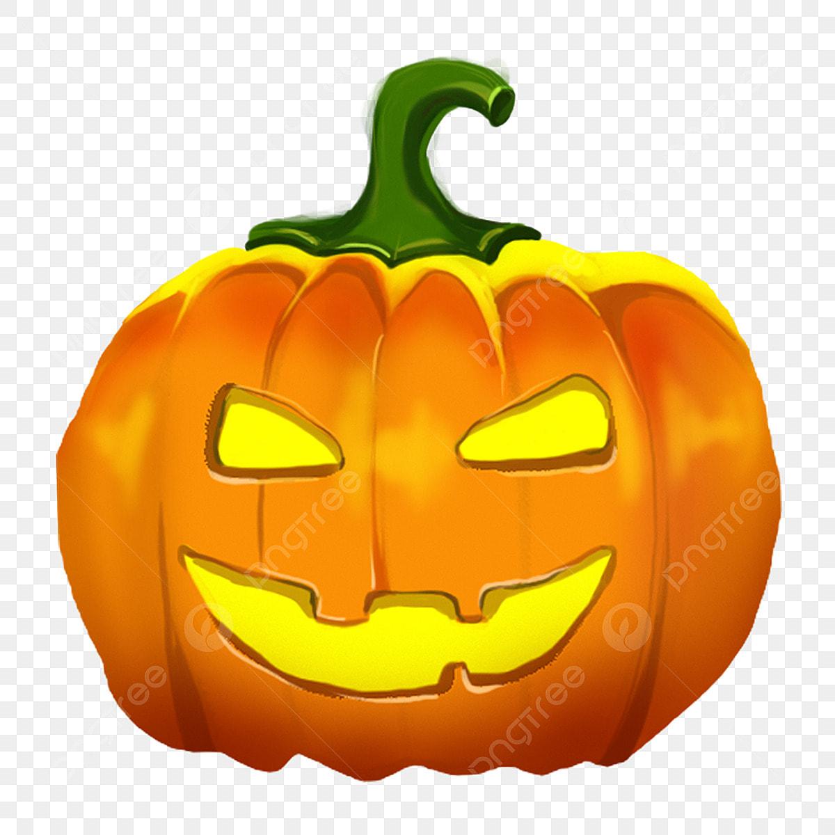 Halloween Pumpkin Png Clipart.Expression Pumpkin Lantern Halloween Pumpkin Halloween