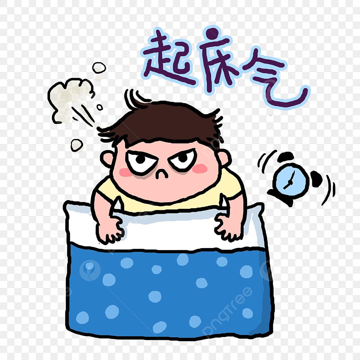 Bangun Lucu Smiley Pek Bangun Tidur Alarm Jam Katil