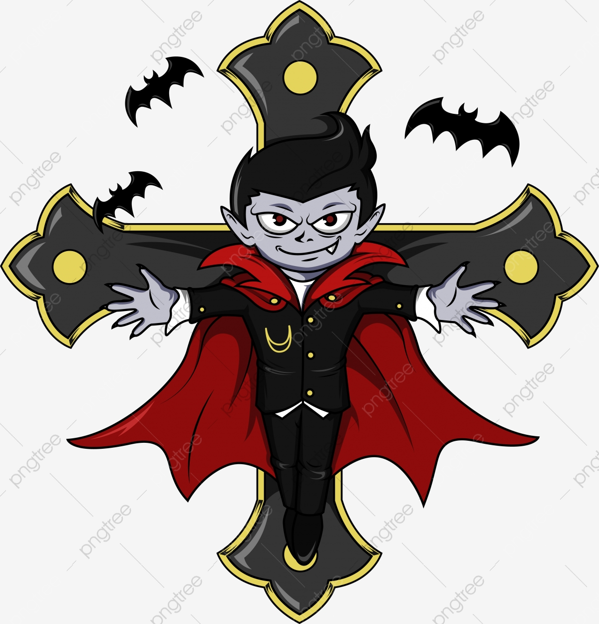 Halloween Vampire Happy Halloween Halloween Party Terror Party Bat Fly Png And Vector With Transparent Background For Free Download