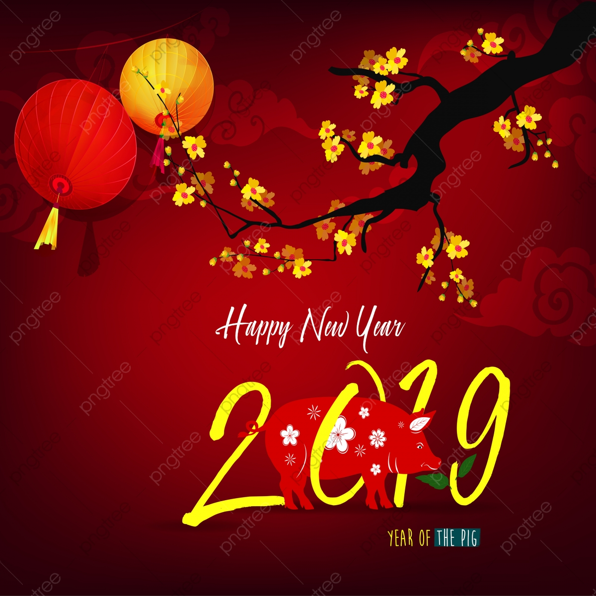 Поздравление в китайским новым годом на английском