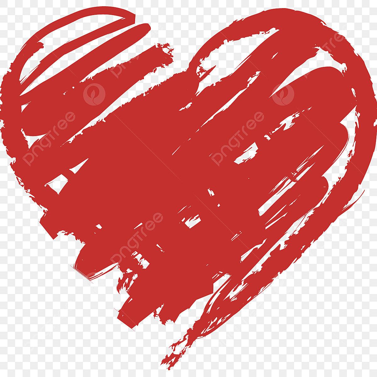 رسمة القلب قلب مرسوم عليها علامة قلب العشاق قلب المراهق Png والمتجهات للتحميل مجانا