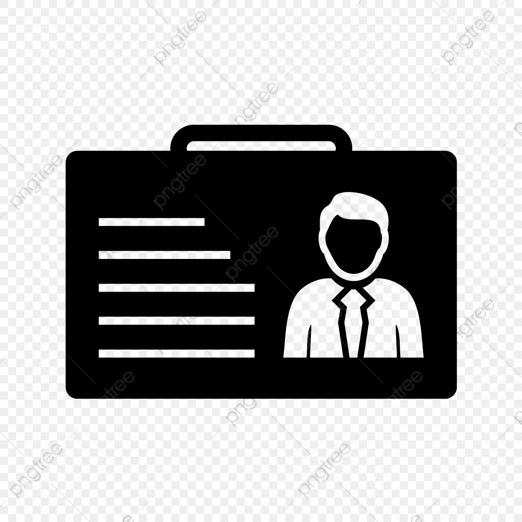 identity card glyph black icon black icons card icons identity icons png and vector with transparent background for free download https pngtree com freepng identity card glyph black icon 3767468 html