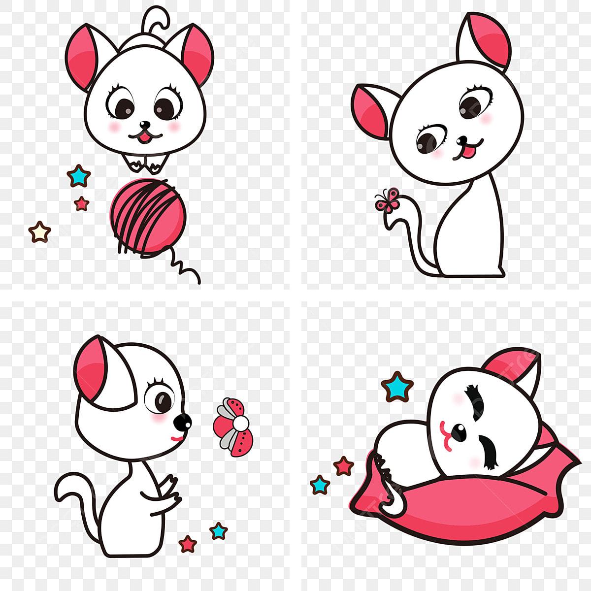 Unduh 96+  Gambar Tangan Kucing Kartun Paling Bagus Gratis