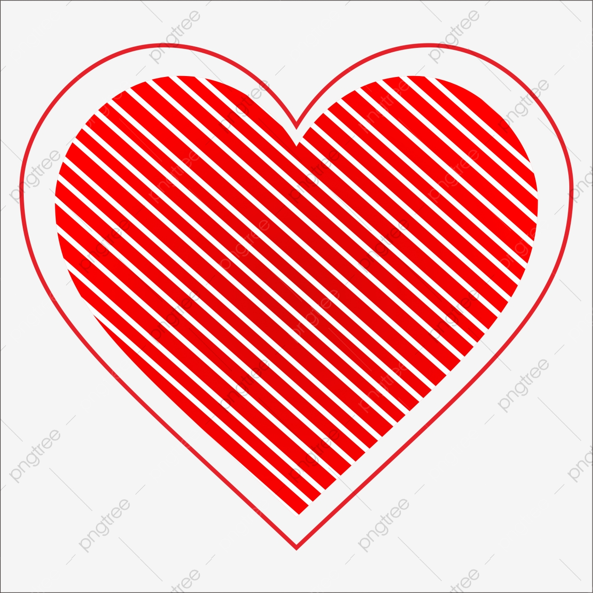 Dibujo Lineal Amor Rojo Amor Ilustracion Dibujos Animados Dibujo