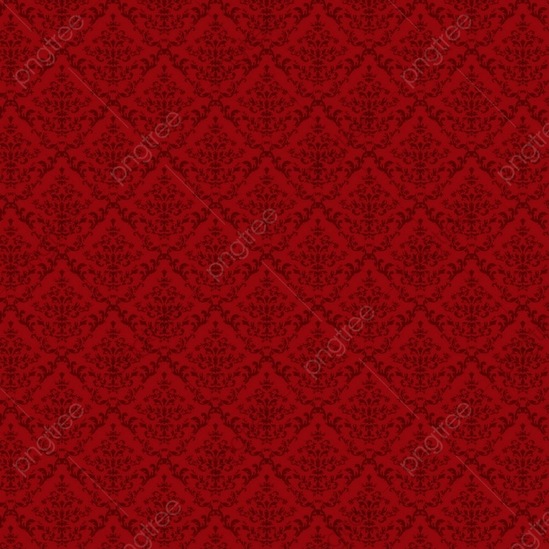 Luxury Ornamental Background Red Damask Floral Pattern Royal Wallpaper Abstract Antique Background Png And Vector With Transparent Background For Free Download