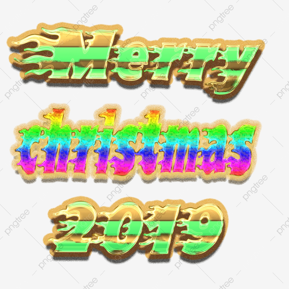 Christmas Party 2019 Clipart.Merry Christmas 2019 Merry Christmas Banner Transparent