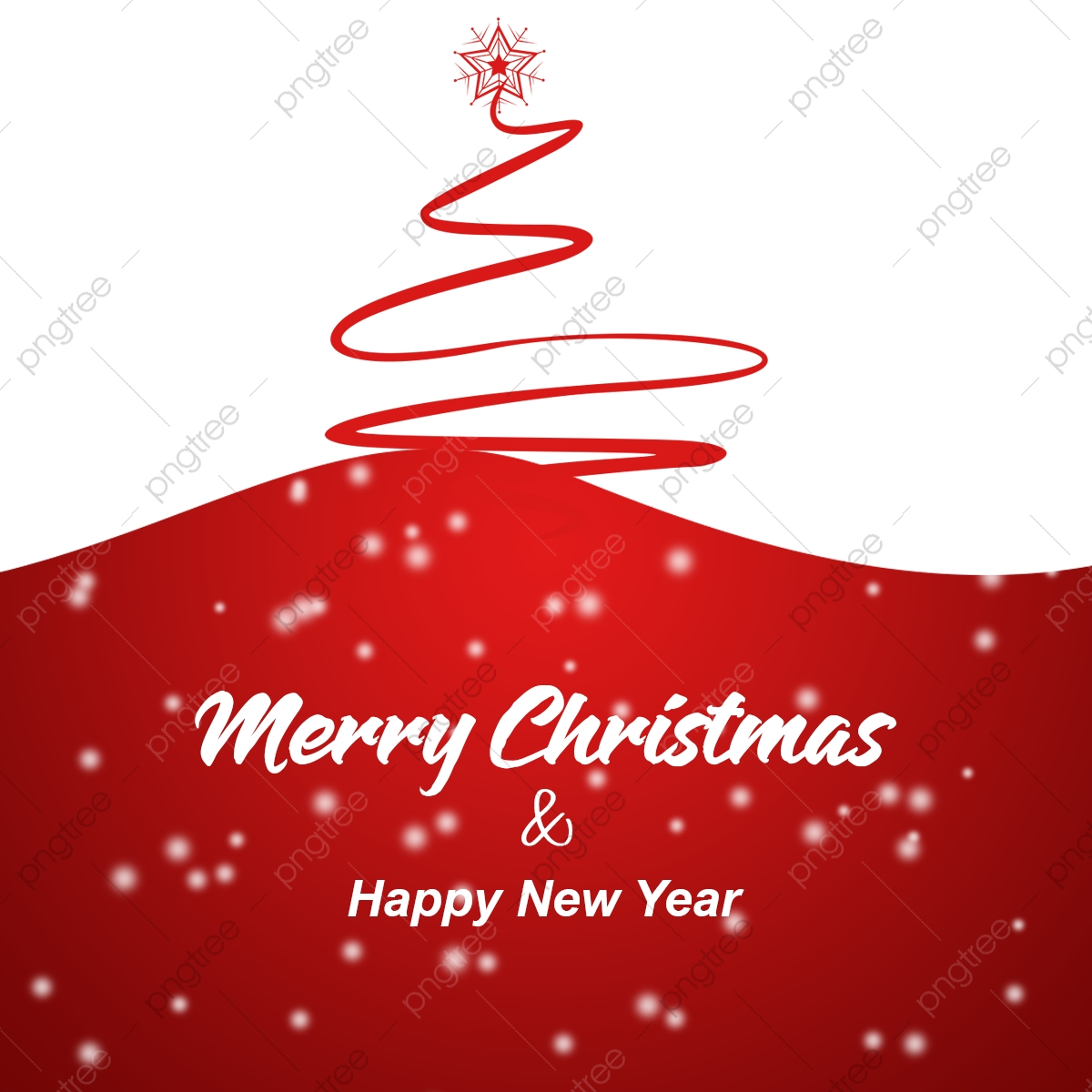 merry christmas and happy new year christmas background illustration png transparent clipart image and psd file for free download https pngtree com freepng merry christmas and happy new year 3728755 html