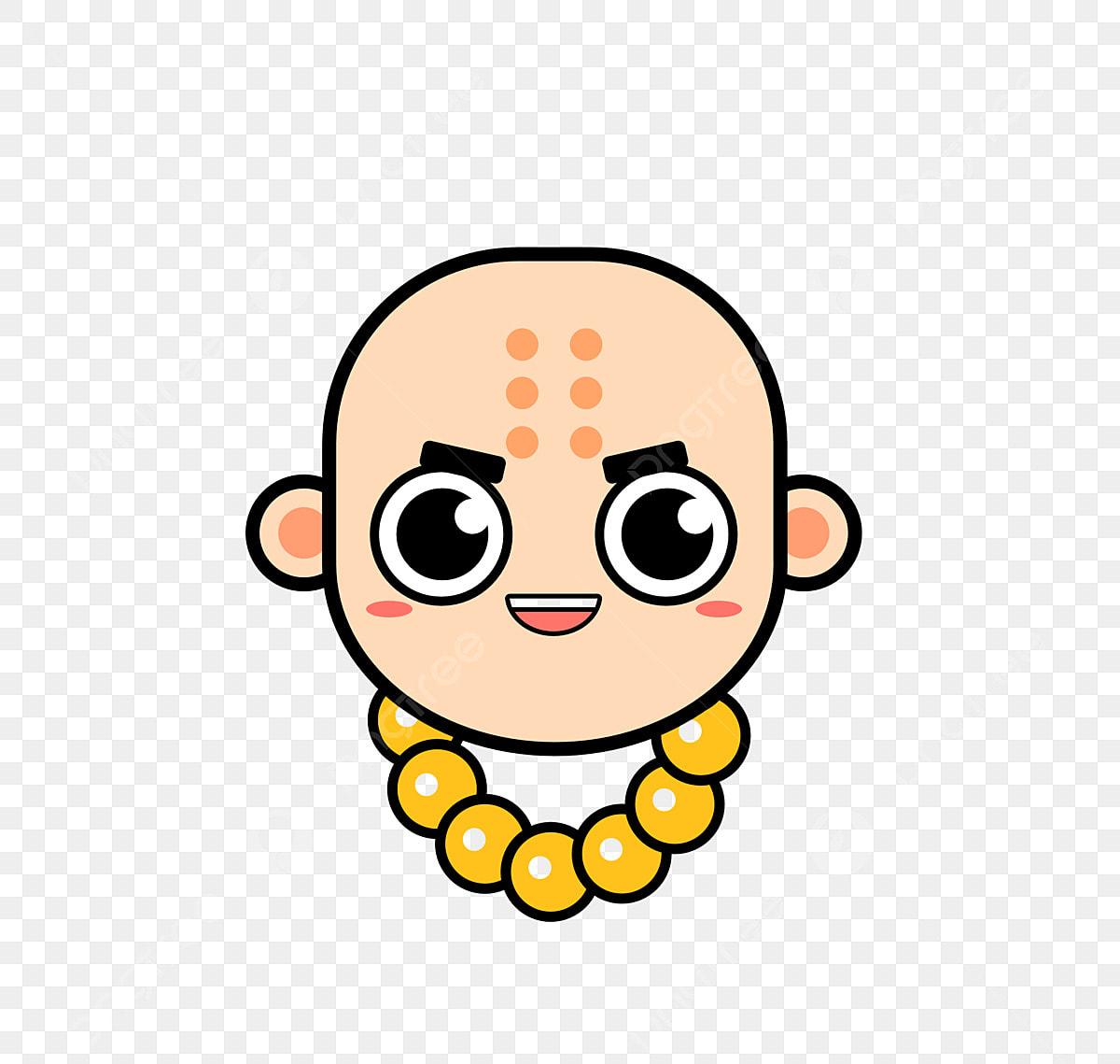 Monge Shaolin Temple Careca Pequeno Monge Tang Wei Design Da