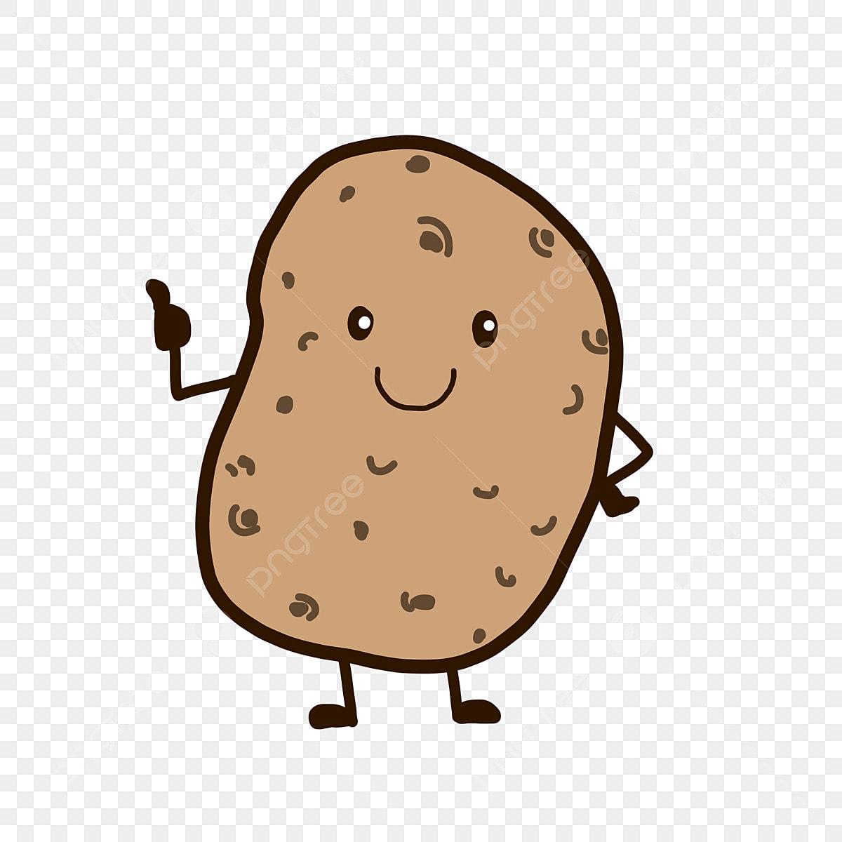 じゃがいも漫画素敵な野菜 フルーツ 擬人 表情画像とpsd素材ファイルの無料ダウンロード Pngtree