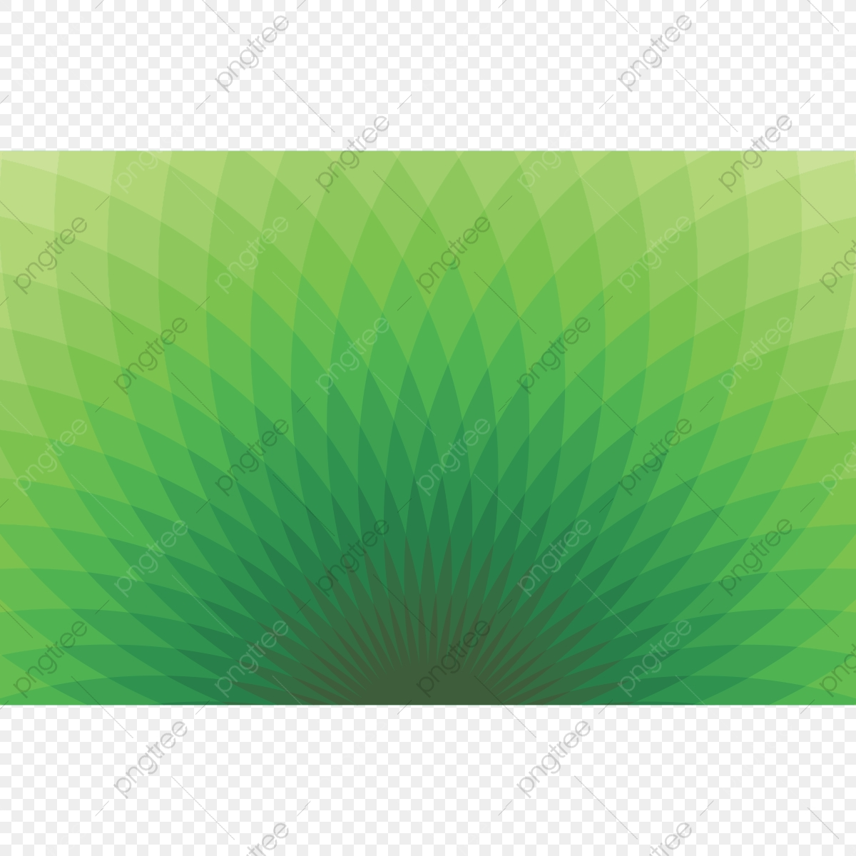 Round Gradient Pattern Green Abstract Round Star Png And