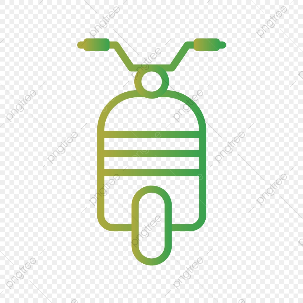 Get Scooter Vector Icon
