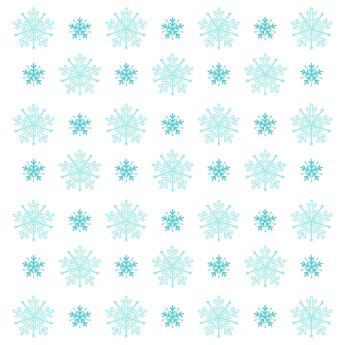 Flocos De Neve Desenho Padrao Floco De Neve Padrao De Design Png