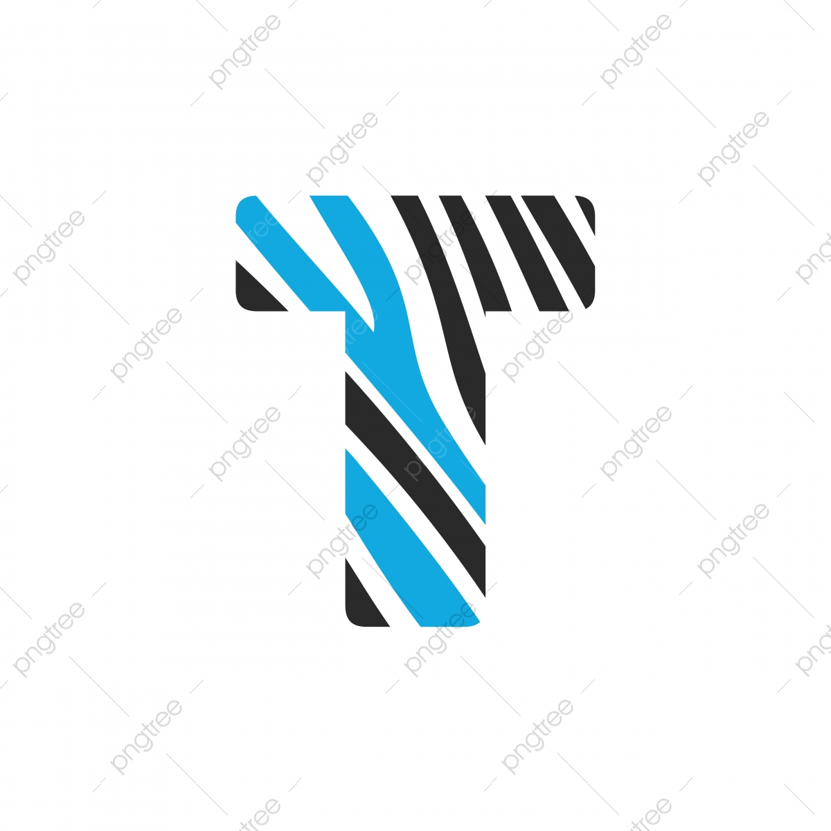 1916f2fd Initial letter T logo design., Abstract, Advertising Copyright complaint.  Category: vectors ...