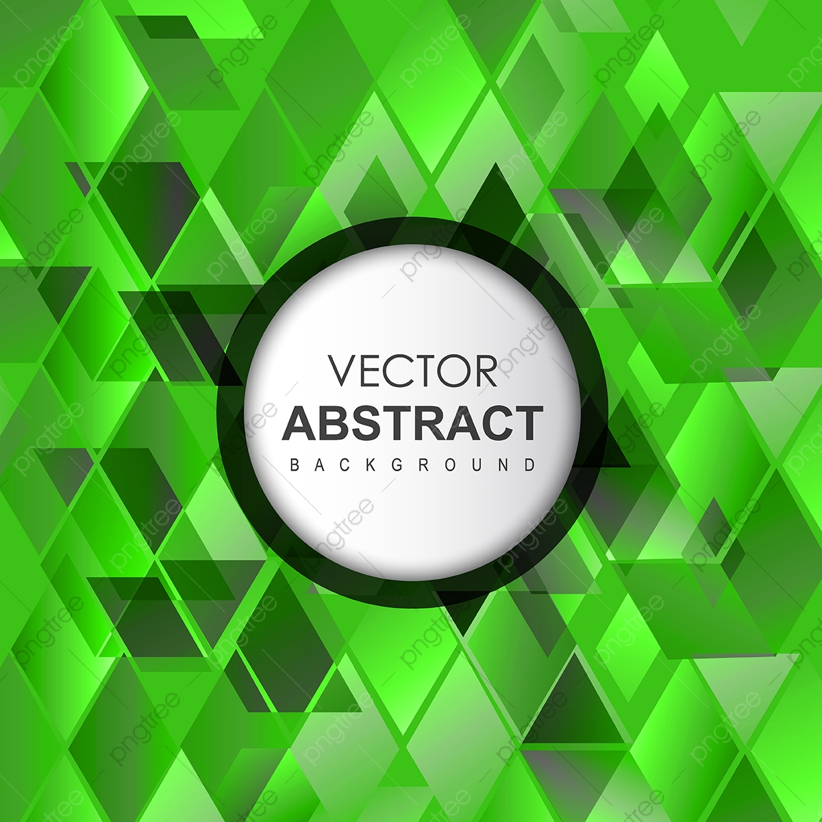 Title Green Vector Abstract Background справочная