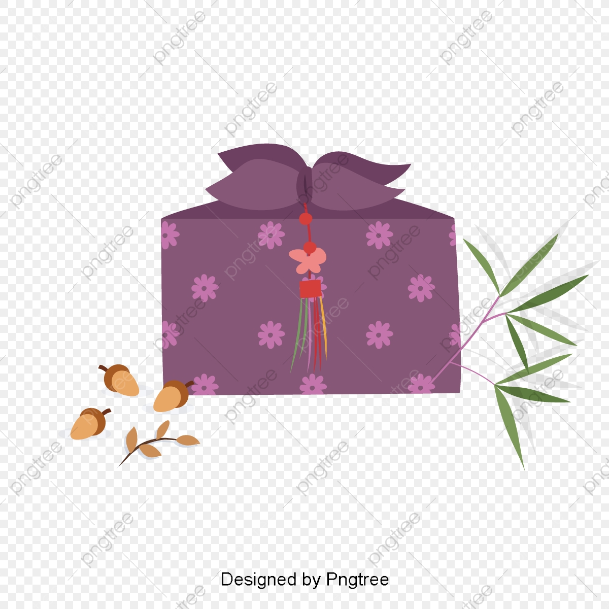 Traditional New Year Gift Box Packaging In Korea Korean Tradition