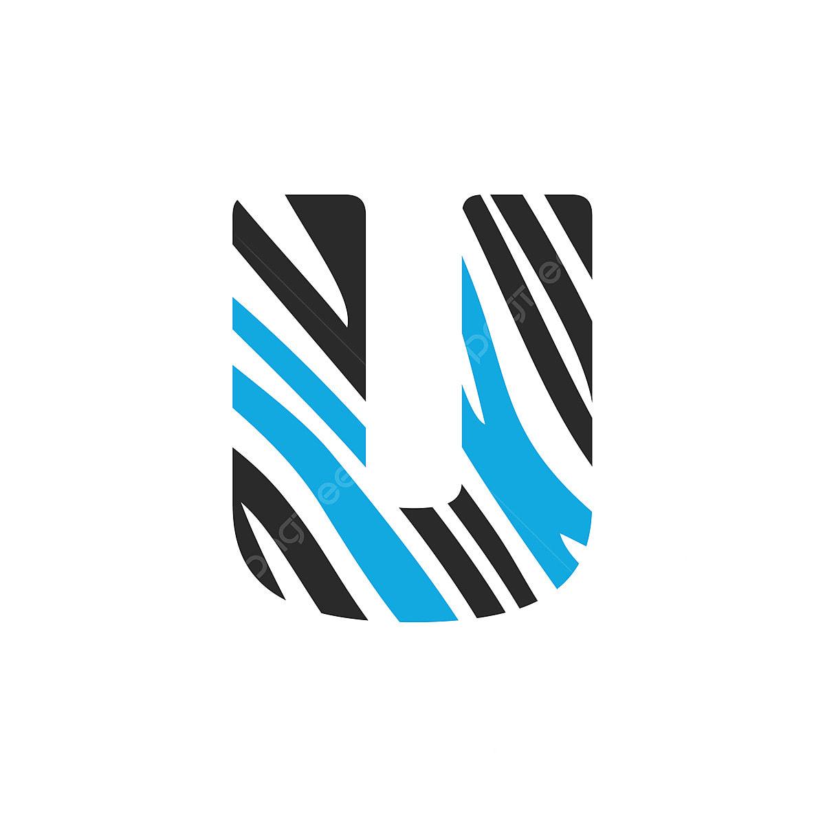U Letter Logo Vector Design Initial Letter U Logo Design